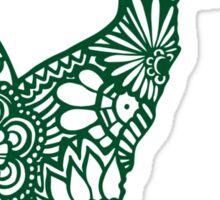 VT_Green Sticker