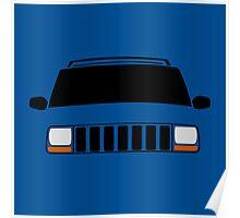 Jeep Cherokee Poster