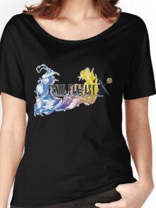 Final Fantasy X Women's Relaxed Fit T-Shirt