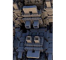 Alien City Photographic Print
