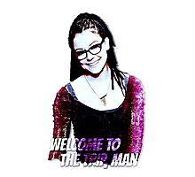 COSIMA WELCOME TO THE TRIP Photographic Print
