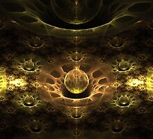 Crystalline Wormholes by algoldesigns