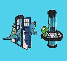 TARDIS, Inc. by camdenrem