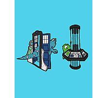 TARDIS, Inc. Photographic Print