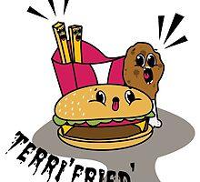 Terri'fried' by Ethan Bayton