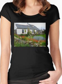 The Irish Hostel Women's Fitted Scoop T-Shirt