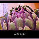 Artichoke by Tracy Riddell