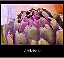 Artichoke by Tracy Riddell