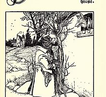 The Wonder Clock Howard Pyle 1915 0309 Uncle Bear and the Great Red Fox visit the Farmer's Store House by wetdryvac