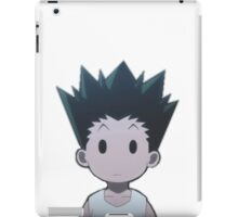 Gon and Killua 1/2 iPad Case/Skin