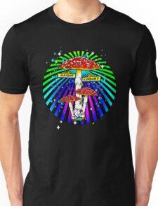 Haight Ashbury - Circle Unisex T-Shirt