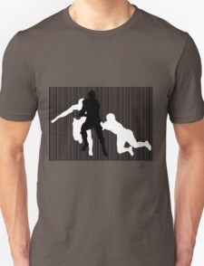 Rugby Tackle 2 Unisex T-Shirt