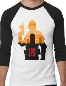 I am the Law Men's Baseball ¾ T-Shirt