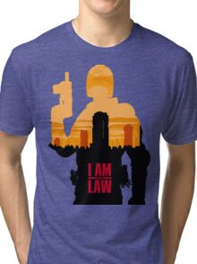 I am the Law Tri-blend T-Shirt
