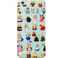Pikachu Cosplay! iPhone Case/Skin