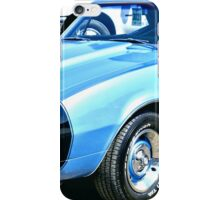 Chevy Camero Muscle Car iPhone Case/Skin