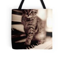 World Class Pianist... Tote Bag