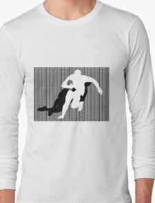 Rugby Tackle Long Sleeve T-Shirt