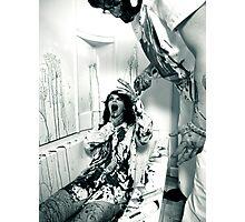 Scream Bloody Murder Photographic Print