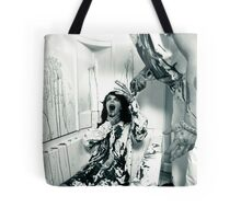Scream Bloody Murder Tote Bag
