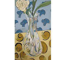The Vase Photographic Print