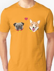 Doggy Love Unisex T-Shirt
