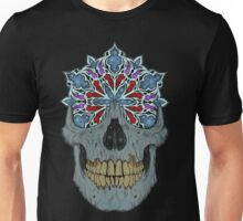 Stained Glass Skull T-Shirt