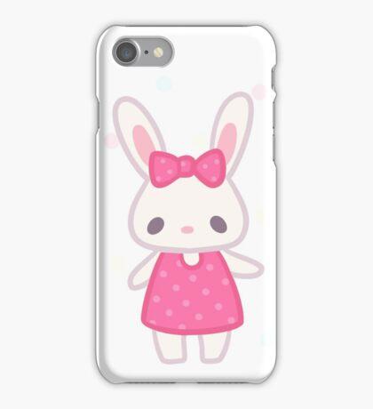 Sweet bunny iPhone Case/Skin