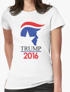 TRUMP | 2016 Womens Fitted T-Shirt