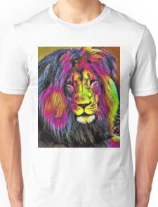 MALE LION Unisex T-Shirt