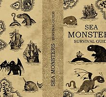 Sea Monsters Survival Guide by djrbennett