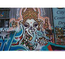 The Wise Elephant  Photographic Print