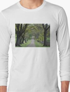 pretty when you're just visiting Long Sleeve T-Shirt