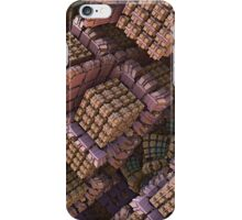 Pink Candy Boxes iPhone Case/Skin