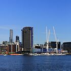 Melbourne Docklands by Charles Kosina