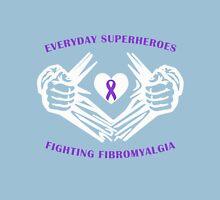 Fibromyalgia Heroes Unisex T-Shirt