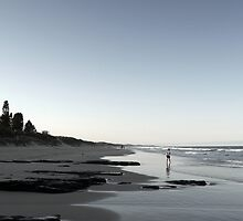 Coolum- The Wanderer by Ben Loveday