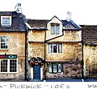 Pickwick - The Two Pigs Inn by Sue Porter