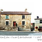 Hinton Charterhouse - The Stag Inn by Sue Porter