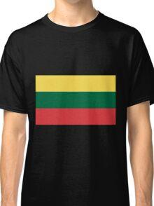 Lithuanian flag Classic T-Shirt