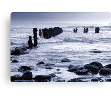 Incomming Tide Canvas Print