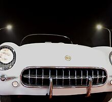 1953 Corvette Roadster by Thomas Burtney
