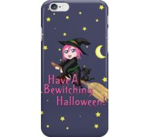 A Bewitching Halloween iPhone Case/Skin