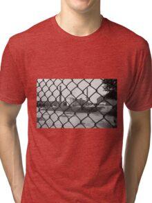 Lowell, Massachusetts - Factory Tri-blend T-Shirt