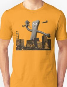 When Gumby Attacks T-Shirt