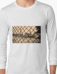 Lowell, Massachusetts - Factory Long Sleeve T-Shirt