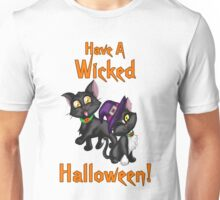 A Wicked Halloween Unisex T-Shirt