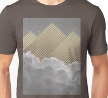 Silence is the Golden Mountain Unisex T-Shirt