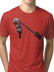 Funk Vs Jazz Tri-blend T-Shirt