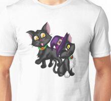 Halloween Kittens Unisex T-Shirt